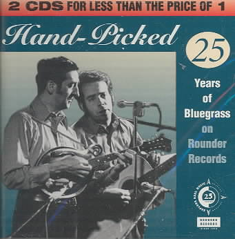 HAND PICKED:25 YEARS OF BLUEGRASS ON (CD)