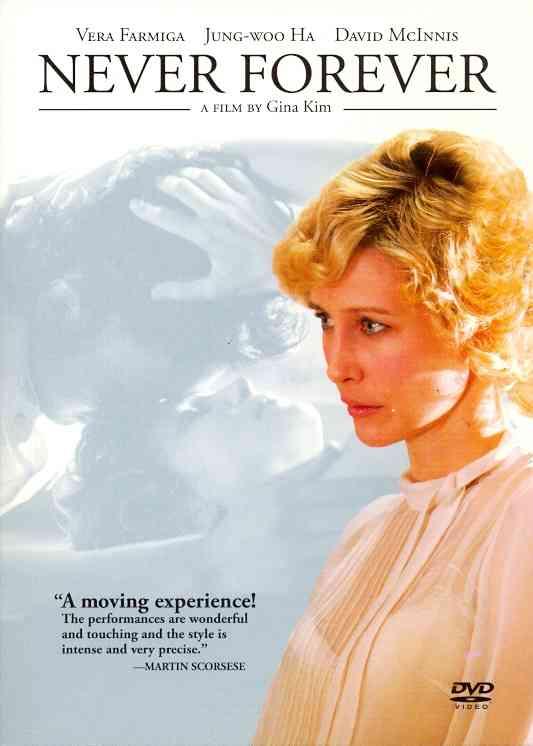NEVER FOREVER BY FARMIGA,VERA (DVD)