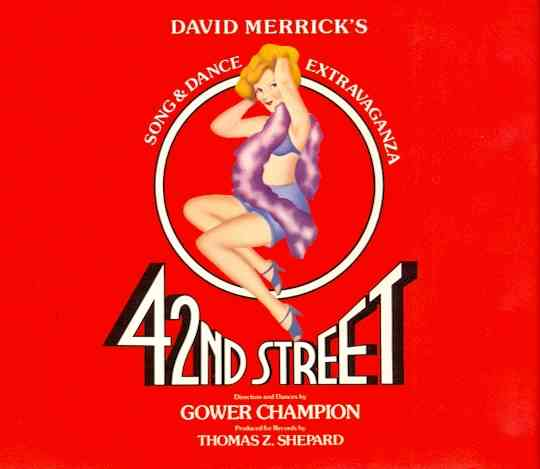 42ND STREET (OCR) (CD)
